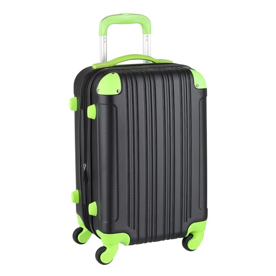 カジュアルスーツケース キャリーバッグ 超軽量 機内持ち込み 小型 おしゃれ W-5082-48|marienamaki|24