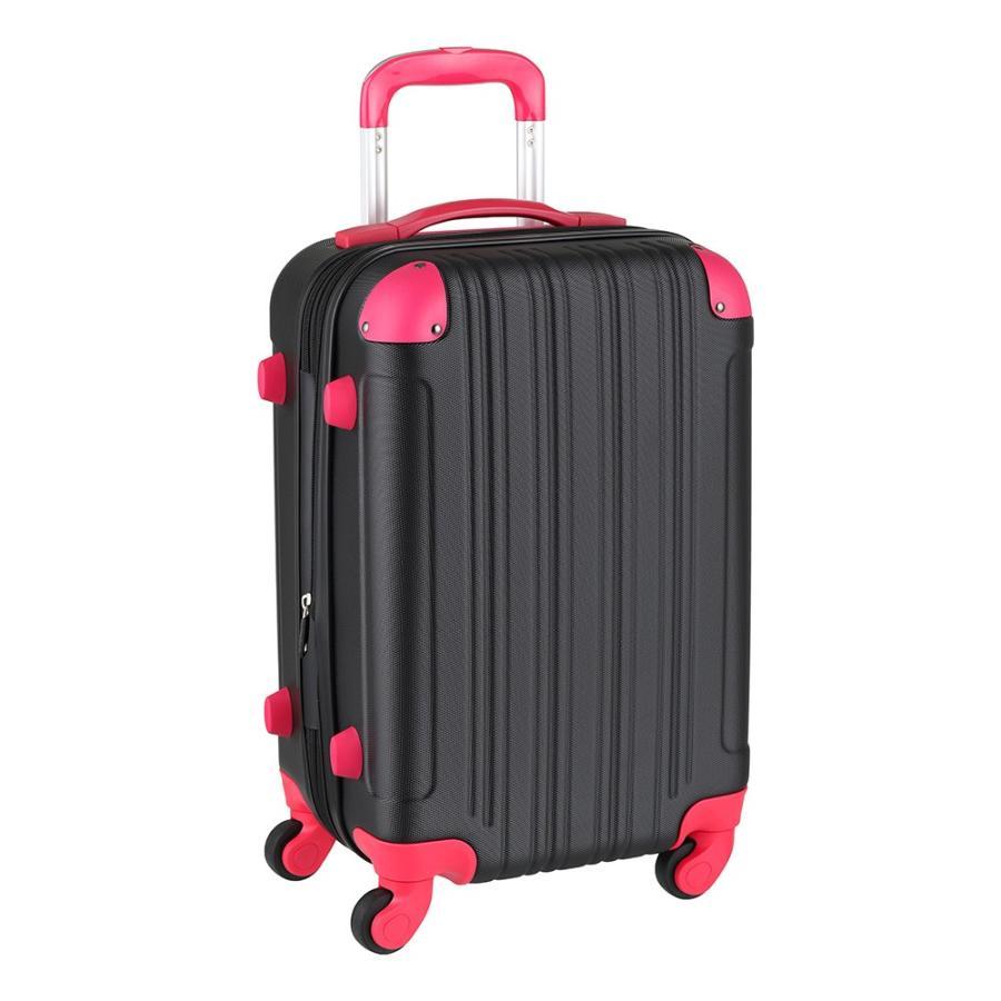 カジュアルスーツケース キャリーバッグ 超軽量 機内持ち込み 小型 おしゃれ W-5082-48|marienamaki|23