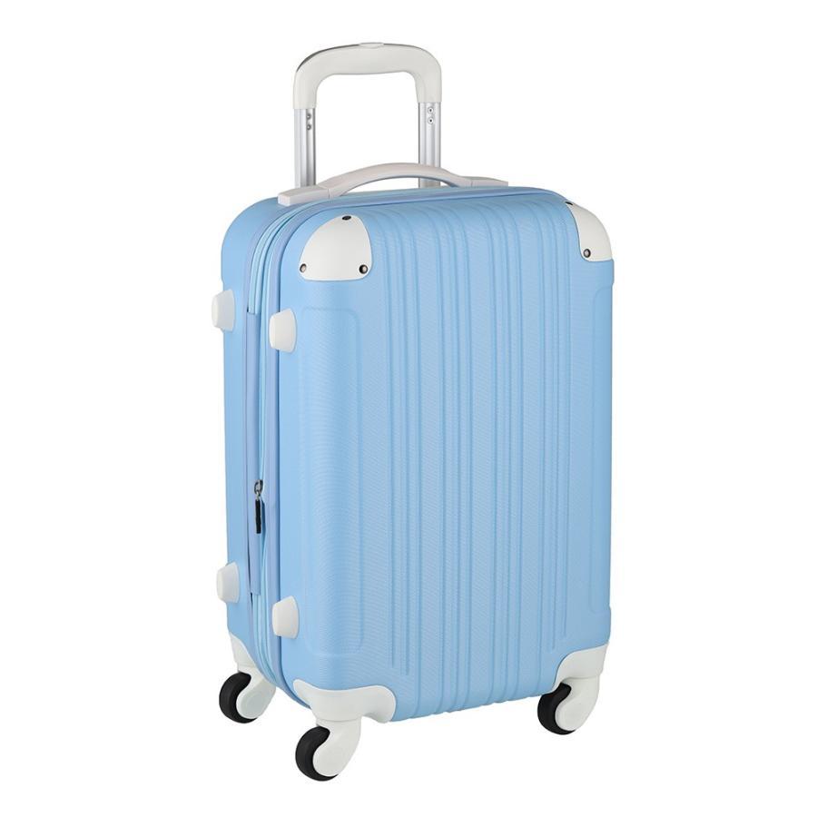 カジュアルスーツケース キャリーバッグ 超軽量 機内持ち込み 小型 おしゃれ W-5082-48|marienamaki|29