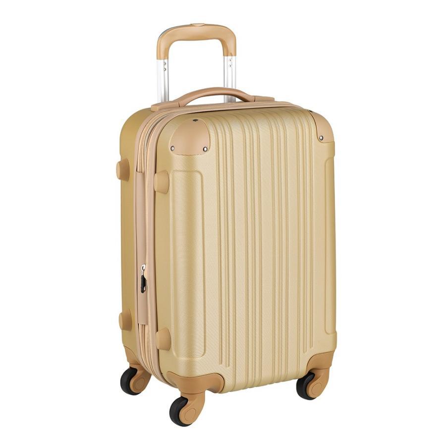 カジュアルスーツケース キャリーバッグ 超軽量 機内持ち込み 小型 おしゃれ W-5082-48|marienamaki|20