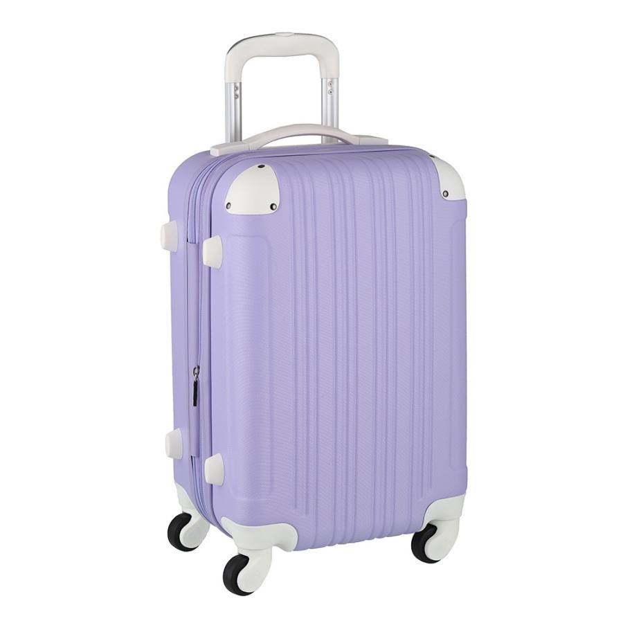 カジュアルスーツケース キャリーバッグ 超軽量 機内持ち込み 小型 おしゃれ W-5082-48|marienamaki|31