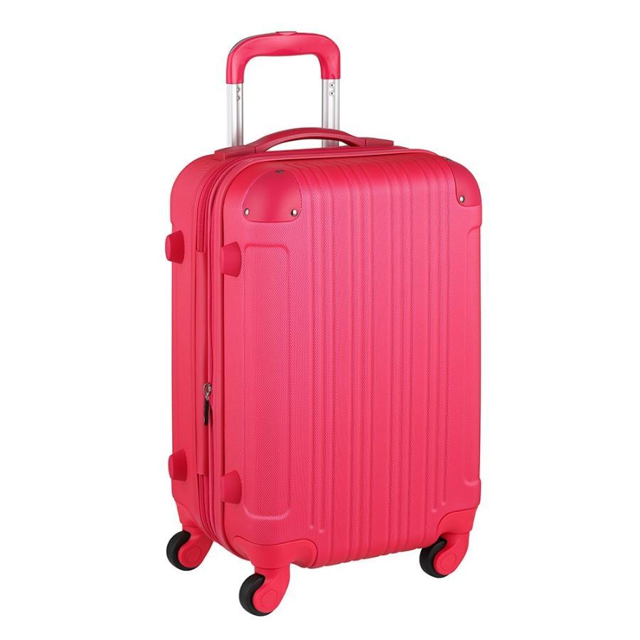 カジュアルスーツケース キャリーバッグ 超軽量 機内持ち込み 小型 おしゃれ W-5082-48|marienamaki|18
