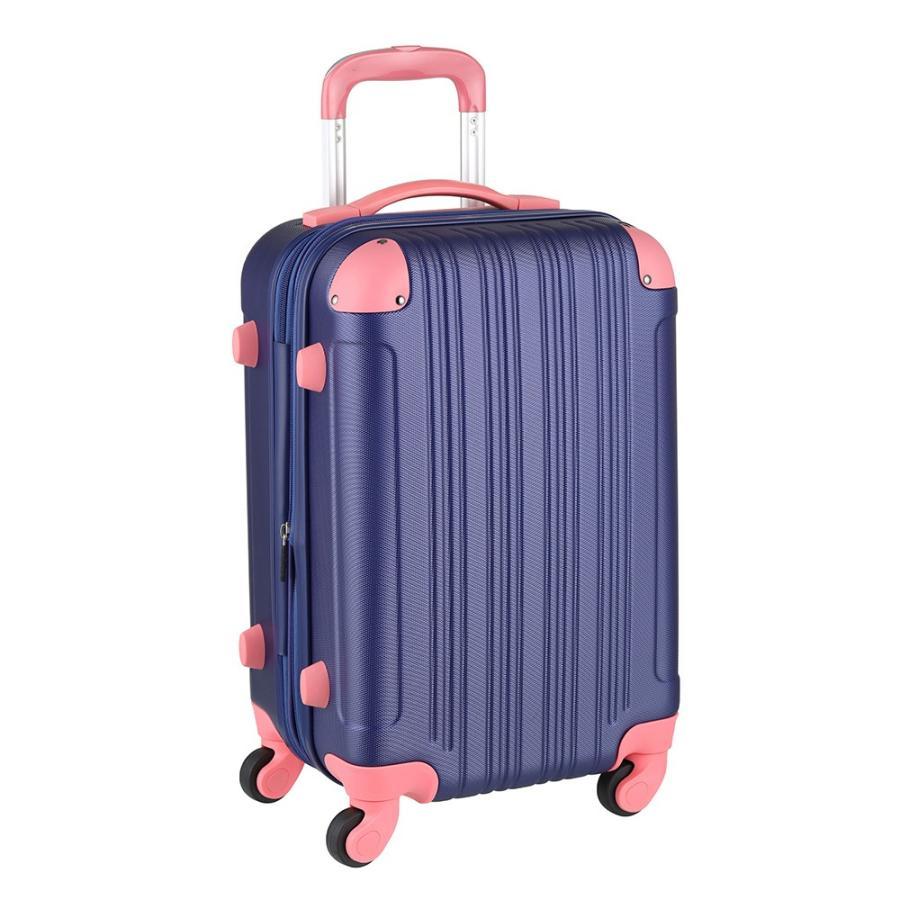 カジュアルスーツケース キャリーバッグ 超軽量 機内持ち込み 小型 おしゃれ W-5082-48|marienamaki|27