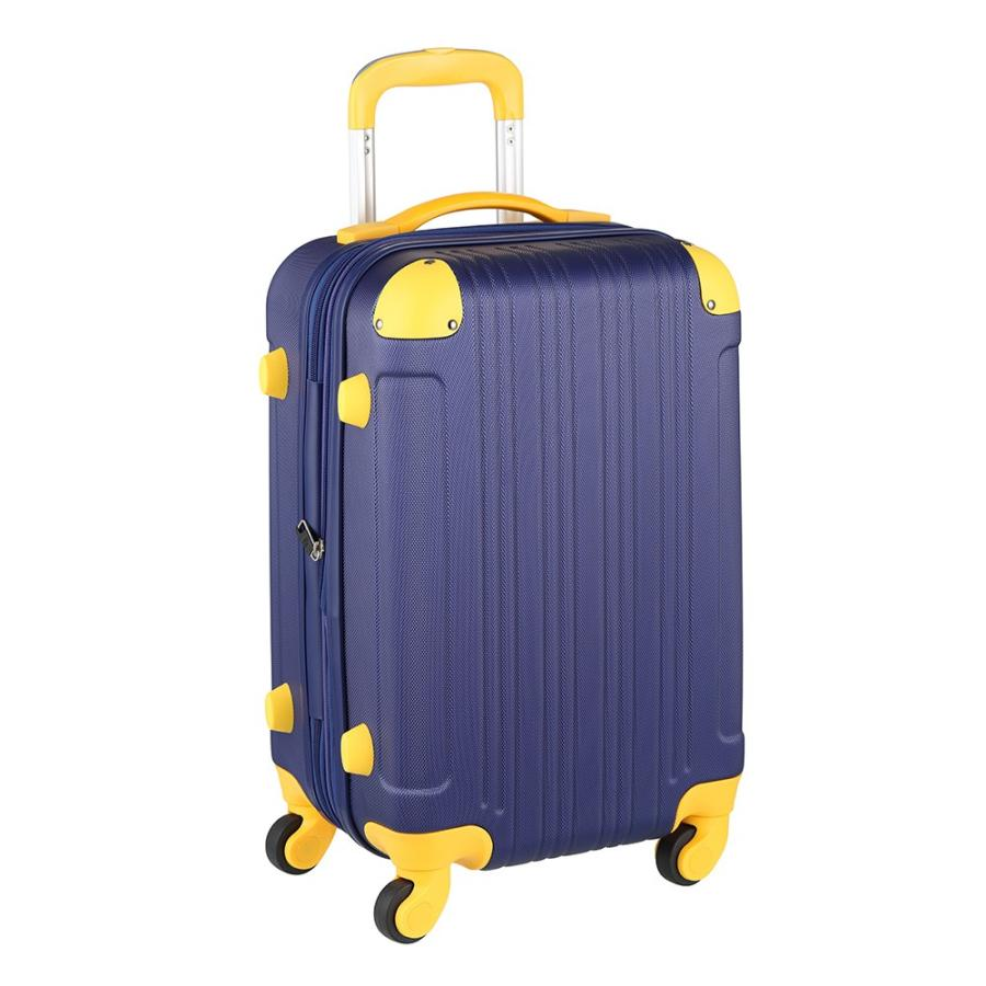 カジュアルスーツケース キャリーバッグ 超軽量 機内持ち込み 小型 おしゃれ W-5082-48|marienamaki|28