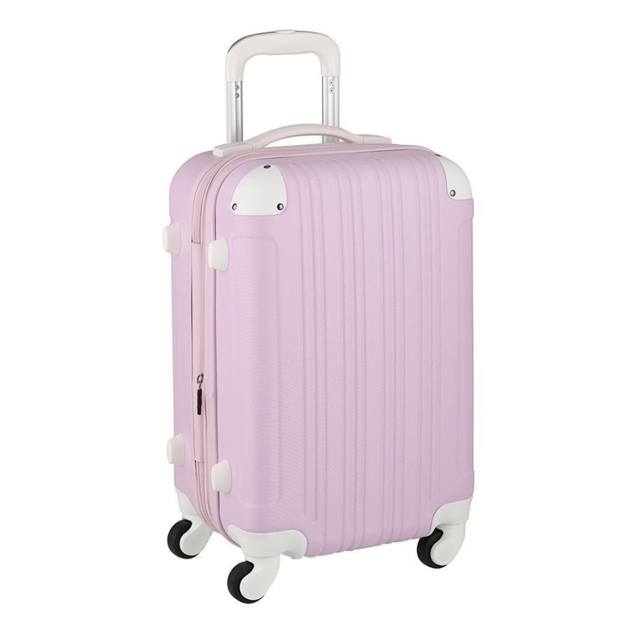 カジュアルスーツケース キャリーバッグ 超軽量 機内持ち込み 小型 おしゃれ W-5082-48|marienamaki|30