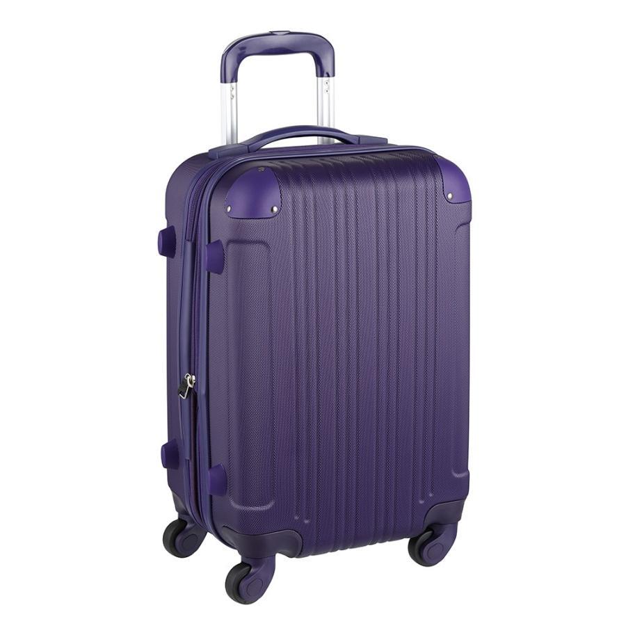 カジュアルスーツケース キャリーバッグ 超軽量 機内持ち込み 小型 おしゃれ W-5082-48|marienamaki|32