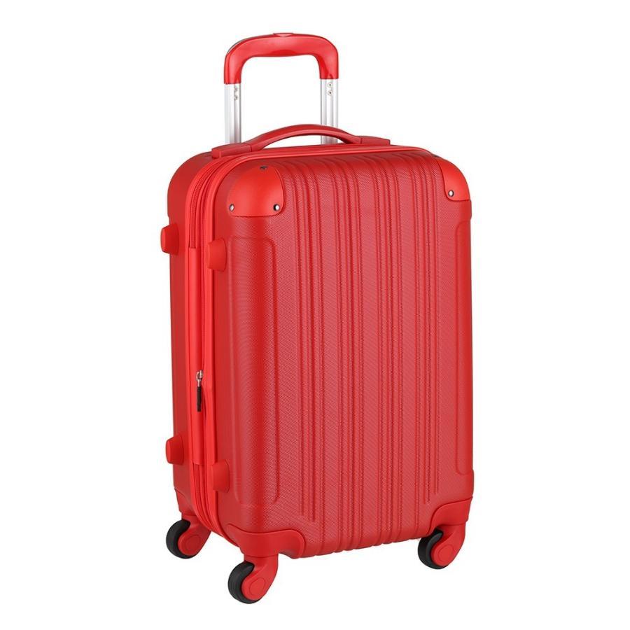 カジュアルスーツケース キャリーバッグ 超軽量 機内持ち込み 小型 おしゃれ W-5082-48|marienamaki|17