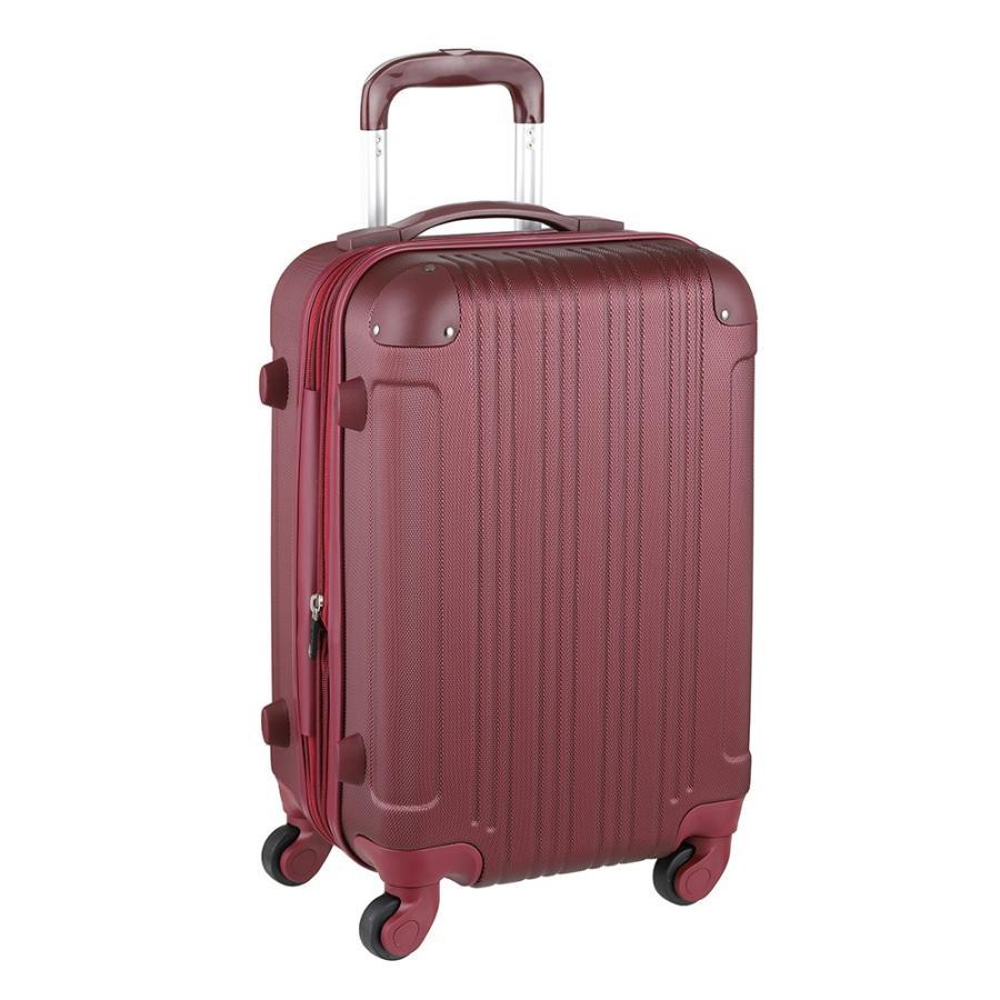 カジュアルスーツケース キャリーバッグ 超軽量 機内持ち込み 小型 おしゃれ W-5082-48|marienamaki|21