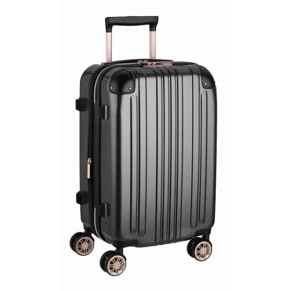 アウトレット スーツケース キャリーケース キャリーバッグ トランク 小型 軽量 Sサイズ おしゃれ 静音 ハード ファスナー 拡張 B-5122-55|marienamaki|21