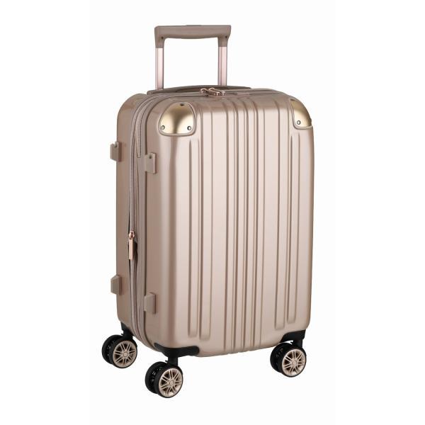 アウトレット スーツケース キャリーケース キャリーバッグ トランク 小型 軽量 Sサイズ おしゃれ 静音 ハード ファスナー 拡張 B-5122-55|marienamaki|29