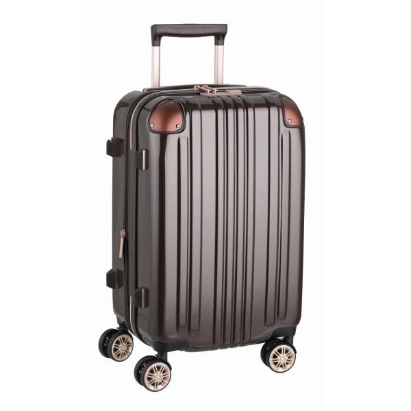 アウトレット スーツケース キャリーケース キャリーバッグ トランク 小型 軽量 Sサイズ おしゃれ 静音 ハード ファスナー 拡張 B-5122-55|marienamaki|27