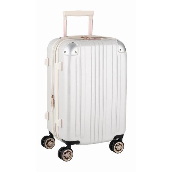 アウトレット スーツケース キャリーケース キャリーバッグ トランク 小型 軽量 Sサイズ おしゃれ 静音 ハード ファスナー 拡張 B-5122-55|marienamaki|22