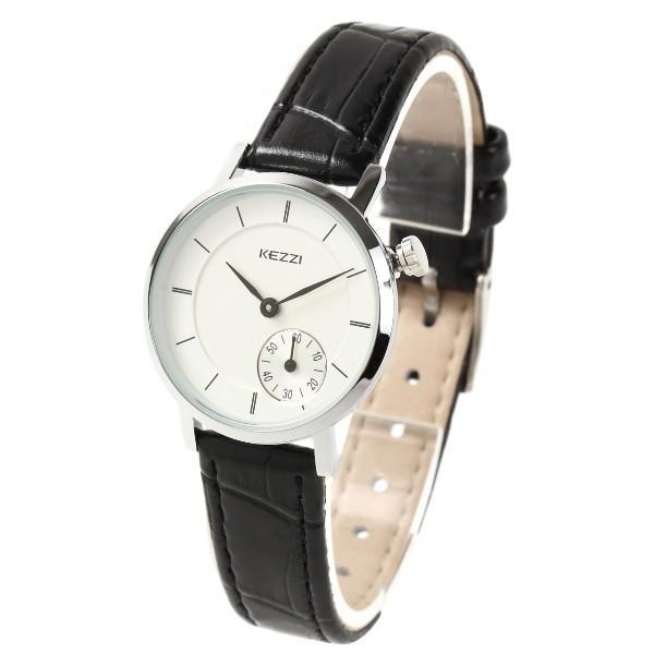 レディース ファッション 腕時計 時計 カラー 防水PUベルト ブラック ホワイト ブラウン おしゃれ カジュアル markgraf 07