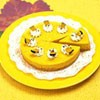 マシュマロかぼちゃチーズケーキ