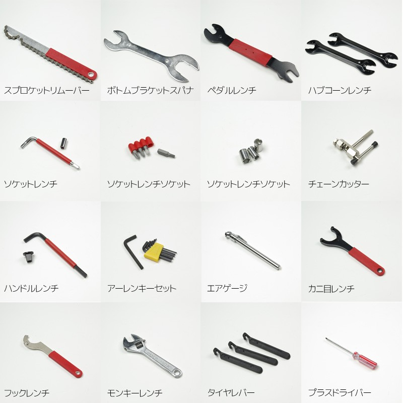 自転車修理工具セット_商品詳細002