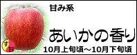 あいかの香り 長野県産りんご