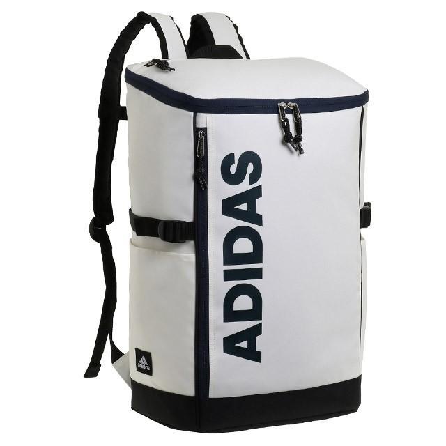 アディダス adidas リュック 通学 ボックス型 スクエア 30リットル 大容量 スクールバッグ 通学リュック 62792|maruzen-bag|17