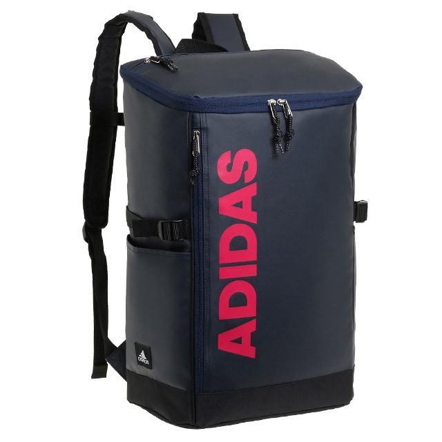 アディダス adidas リュック 通学 ボックス型 スクエア 30リットル 大容量 スクールバッグ 通学リュック 62792|maruzen-bag|18