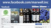 マーウェルのFBページへ
