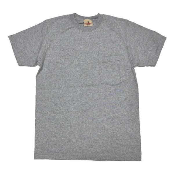 グッドウェア ポケット Tシャツ Goodwear S/S POCKET TEE|mash-webshop|10