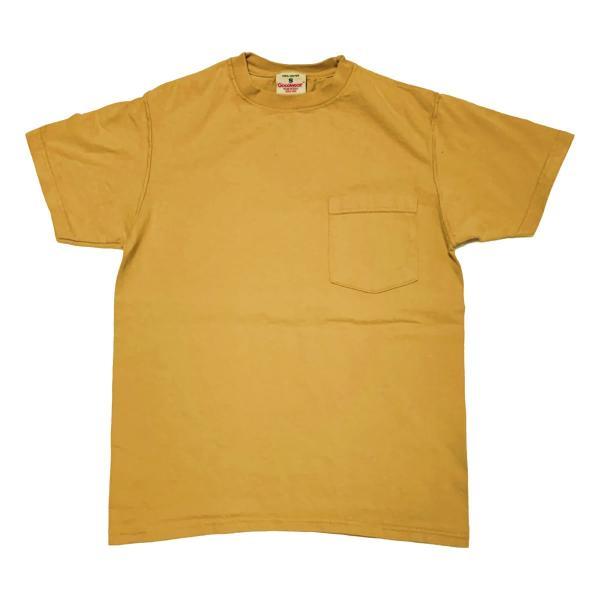 グッドウェア ポケット Tシャツ Goodwear S/S POCKET TEE|mash-webshop|13