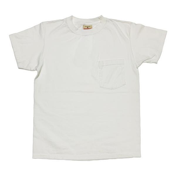 グッドウェア ポケット Tシャツ Goodwear S/S POCKET TEE|mash-webshop|09