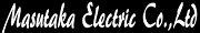 増高電機株式会社 ロゴ