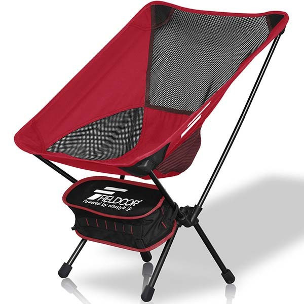 アウトドアチェア ポータブルチェア 椅子 折りたたみ 軽量 コンパクト おしゃれ アルミ製 キャンプ 釣り ロッカーベース ロッキングチェア FIELDOOR 送料無料|maxshare|25