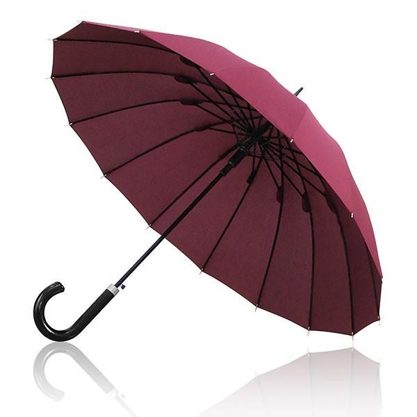 傘 雨傘 日傘 長傘 メンズ レディース おしゃれ かさ カサ 24本骨 晴雨兼用 テフロン加工 丈夫 送料無料|maxshare|07