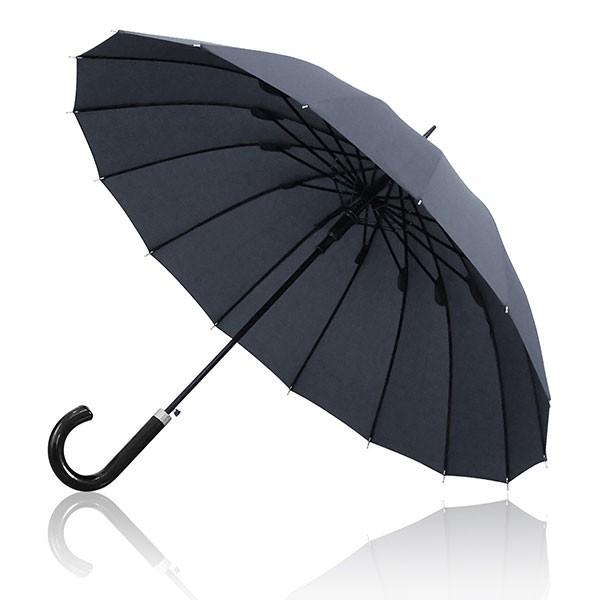 傘 雨傘 日傘 長傘 メンズ レディース おしゃれ かさ カサ 24本骨 晴雨兼用 テフロン加工 丈夫 送料無料|maxshare|08