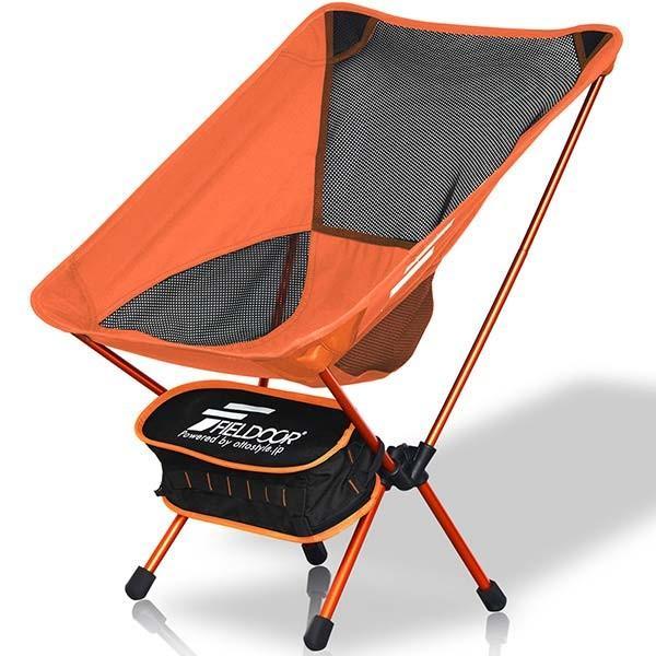 アウトドアチェア ポータブルチェア 椅子 折りたたみ 軽量 コンパクト おしゃれ アルミ製 キャンプ 釣り ロッカーベース ロッキングチェア FIELDOOR 送料無料|maxshare|23