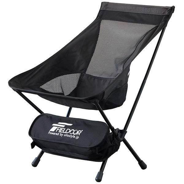 アウトドア チェア ポータブルチェア 椅子 折りたたみ 軽量 コンパクト アルミ製 ロッカーベース ロッキングチェア キャンプ 釣り 大きい FIELDOOR 送料無料|maxshare|22