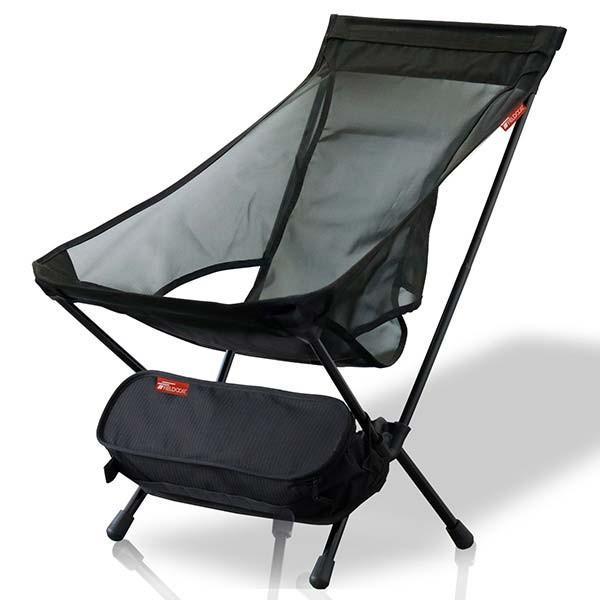 アウトドア チェア ポータブルチェア 椅子 折りたたみ 軽量 コンパクト アルミ製 ロッカーベース ロッキングチェア キャンプ 釣り 大きい FIELDOOR 送料無料|maxshare|30