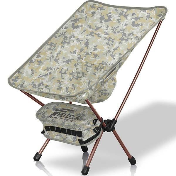 アウトドアチェア ポータブルチェア 椅子 折りたたみ 軽量 コンパクト おしゃれ アルミ製 キャンプ 釣り ロッカーベース ロッキングチェア FIELDOOR 送料無料|maxshare|27