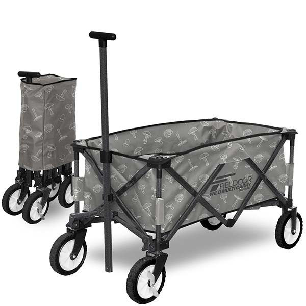 キャリー カート アウトドア キャリーワゴン 折りたたみ ワイルドマルチキャリー スマート 簡単 便利 台車 キャンプ用品 FIELDOOR 送料無料 maxshare 16