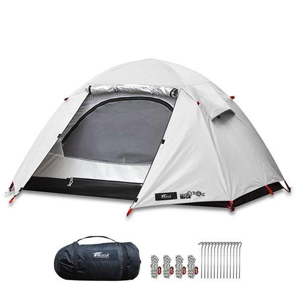 テント ソロテント 一人用 キャンプテント ソロキャンプ ドーム型 おしゃれ メッシュ フルクローズ キャノピー ツーリング バイク 小さい FIELDOOR 送料無料|maxshare|08