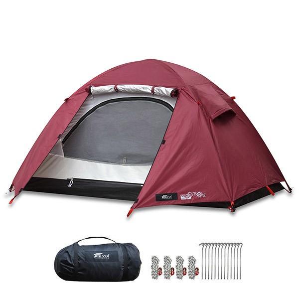 テント ソロテント 一人用 キャンプテント ソロキャンプ ドーム型 おしゃれ メッシュ フルクローズ キャノピー ツーリング バイク 小さい FIELDOOR 送料無料|maxshare|09