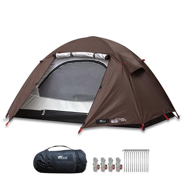 テント ソロテント 一人用 キャンプテント ソロキャンプ ドーム型 おしゃれ メッシュ フルクローズ キャノピー ツーリング バイク 小さい FIELDOOR 送料無料|maxshare|10
