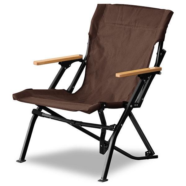 アウトドアチェア チェア アウトドア 軽量 椅子 コンパクト 折りたたみ デッキチェア ロータイプ 折り畳み クイックチェアチェア キャンプ FIELDOOR 送料無料 maxshare 06