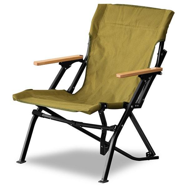 アウトドアチェア チェア アウトドア 軽量 椅子 コンパクト 折りたたみ デッキチェア ロータイプ 折り畳み クイックチェアチェア キャンプ FIELDOOR 送料無料 maxshare 07