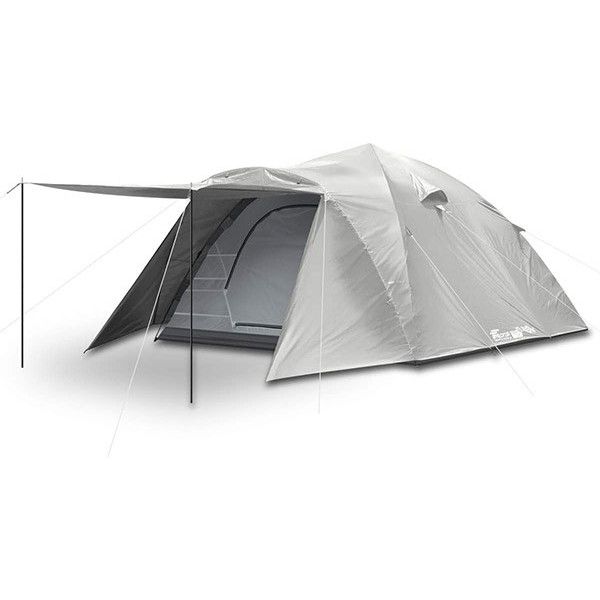 テント ドーム型テント ワンタッチ 大型 4人用 5人用 6人用 ファミリー おしゃれ 300cm キャンプ アウトドア キャノピー ポール フルクローズ FIELDOOR 送料無料|maxshare|19
