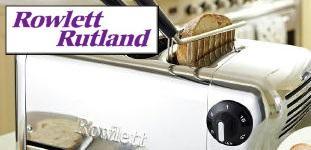 Rowlett Rutland ローレットトースター