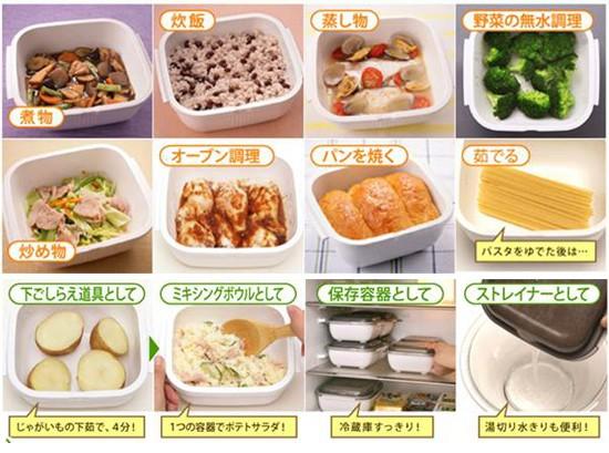 色々な調理法