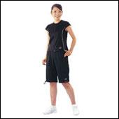 シェイプスーツ 女性用 半袖上下