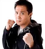 WBA元世界ミドル級チャンピオン 竹原慎二