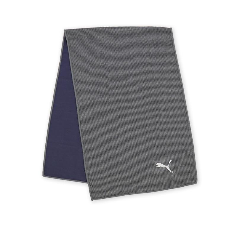 スーパークール PUMA プーマ クールタオル スポーツ ランニング ネッククーラー 接触冷感 暑さ対策 熱中症対策 //メール便 発送可|me-eston|09