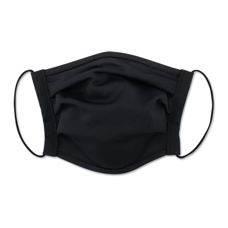 マスク 日本製 夏 吸水速乾 UVカット 紫外線カット 98% UPF50 レディース メンズ 息らく 肌さら クイックドライ ブラック グレー ホワイト //メール便発送可 me-eston 09