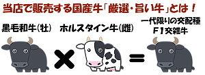 ミートピアサヌキで販売する「厳選・旨い牛」とは!