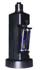 乾電池も使用できます。