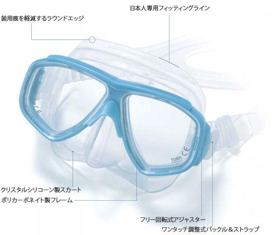 【Splendive-II】スプレンダイブII M-7500
